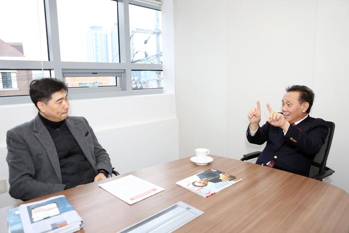 [단독 인터뷰] 권대욱 아코르 앰배서더 코리아 사장, 그의 끝없는 도전