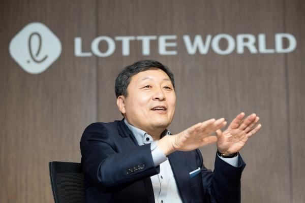 [TOP CEO 60] 박동기 호텔롯데 롯데월드 대표이사